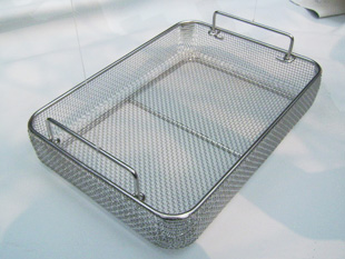 Stainless Steel Mesh Trays/Baskets